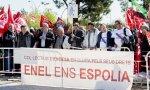 Sindicatos, trabajadores y accionistas denuncian el expolio de Enel en Endesa