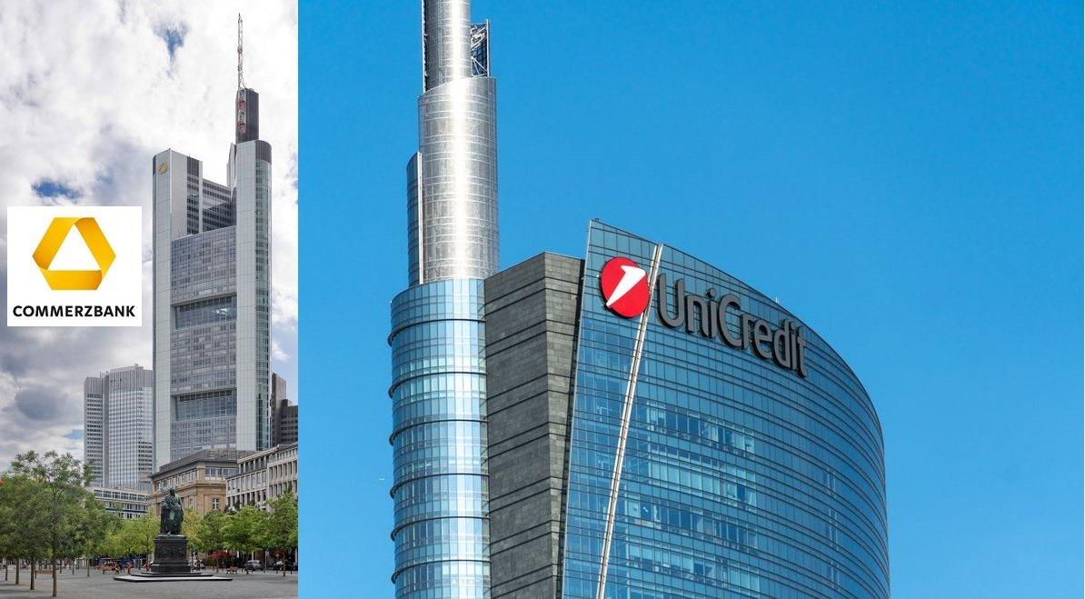 Unicredit desmiente a Reuters: no se plantea una fusión con Commerzbank