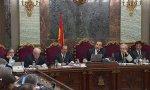 Juicio del Procés, con el juez Marchena