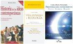 'Historia de las ideas contemporáneas', 'Vida humana y ecología' y 'Fronteras del conocimiento'