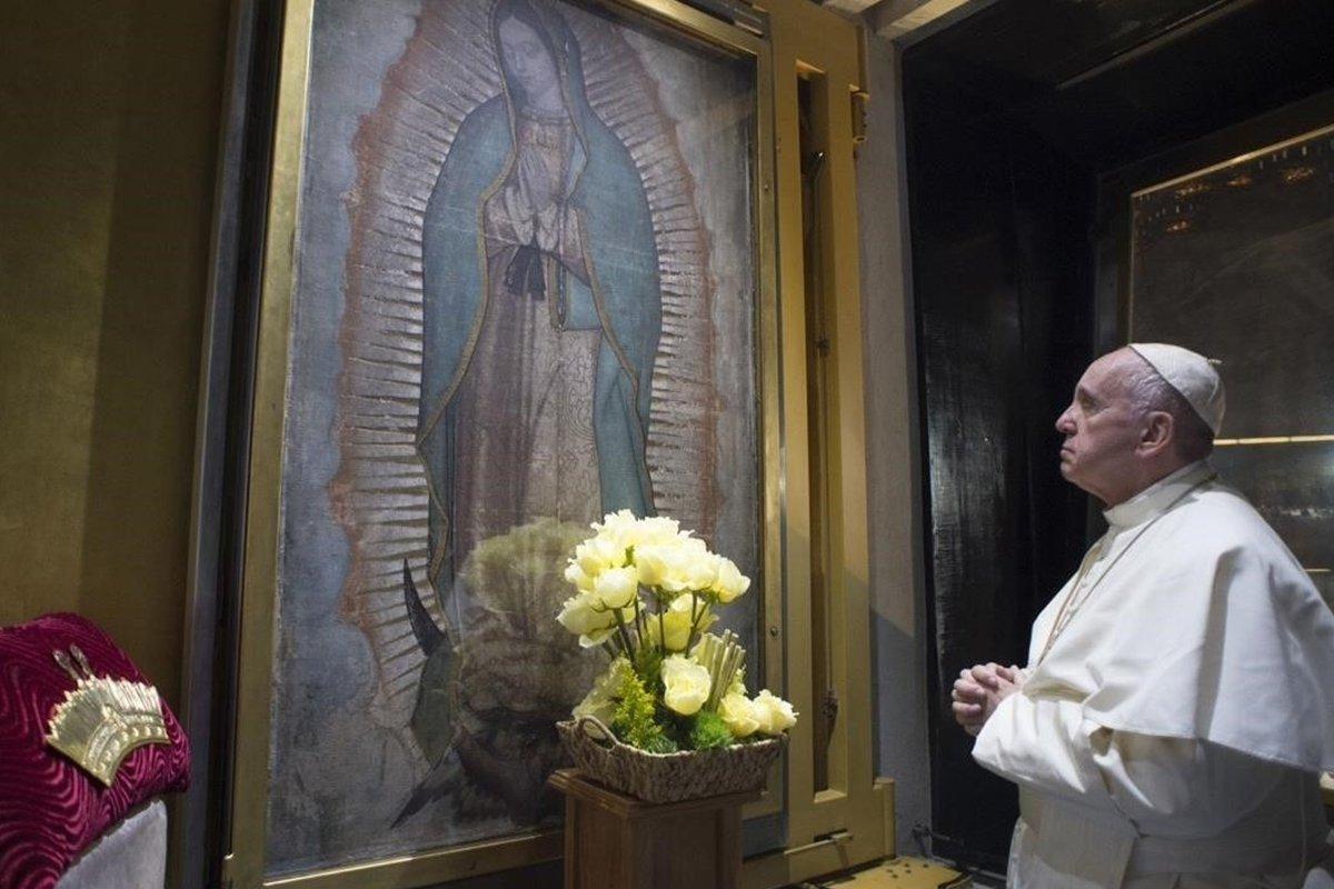 """El Papa contra el aborto: recuerda el """"valor y la inviolabilidad de la vida humana"""""""