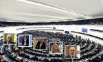 Los cinco cabezas de lista españoles de los principales partidos que se presentan a las elecciones al Parlamento Europeo el 26-M