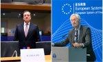Draghi y Praet