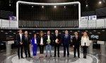 RTVE se lució con su debate de las europeas: sólo tuvo una séptima parte de los espectadores que logró Eurovisión