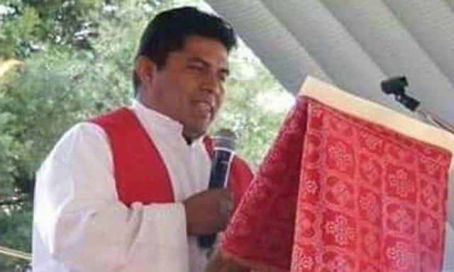 El sacerdote asesinado, Cecilio Pérez Cruz
