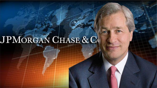 Jamie Dimon, presidente de JP Morgan Chase, alerta al sector sobre una inminente crisis financiera