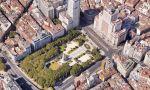 Plaza España. Otro 'éxito' de Carmena: primero degradación y luego reforma