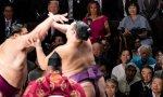 Melania y el sumo
