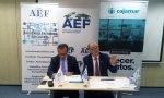 Rueda de prensa informe internacional AEF 2019