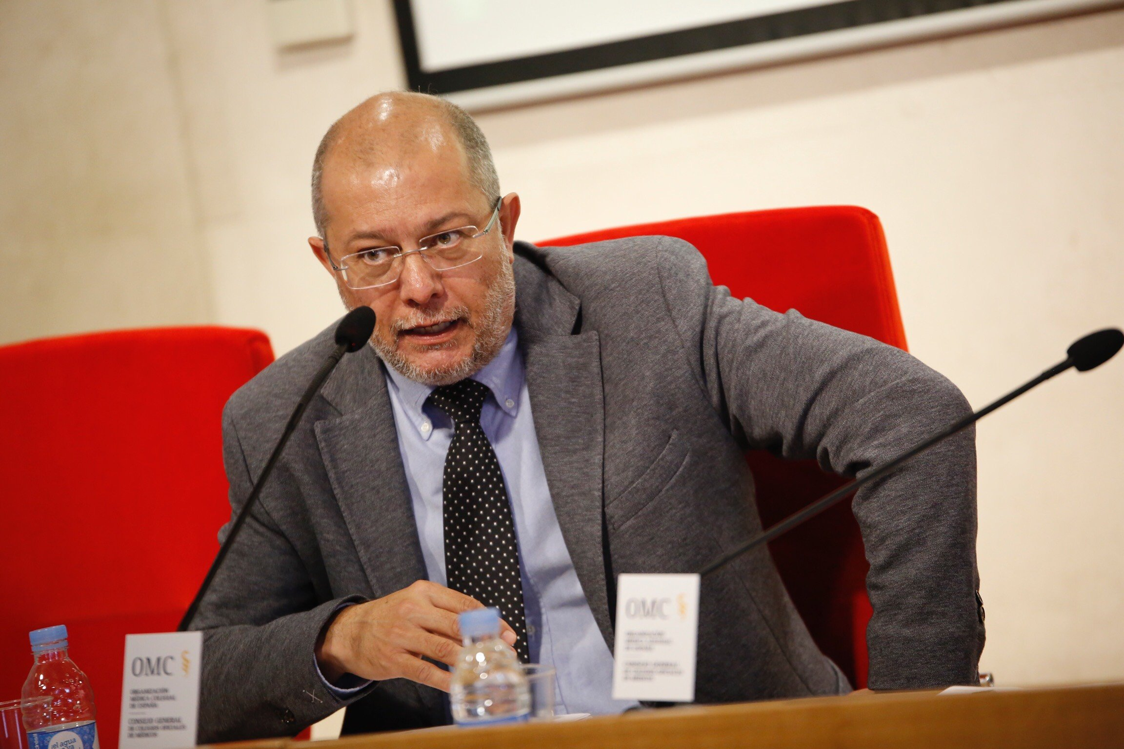 Francisco Igea quiere un cambio... con el PSOE como compañero