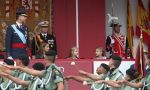 12 de octubre. En la Fiesta Nacional se desata el odio a España