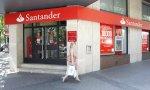 ERE Santander: prejubilaciones a partir de 55 años con el 65% del sueldo