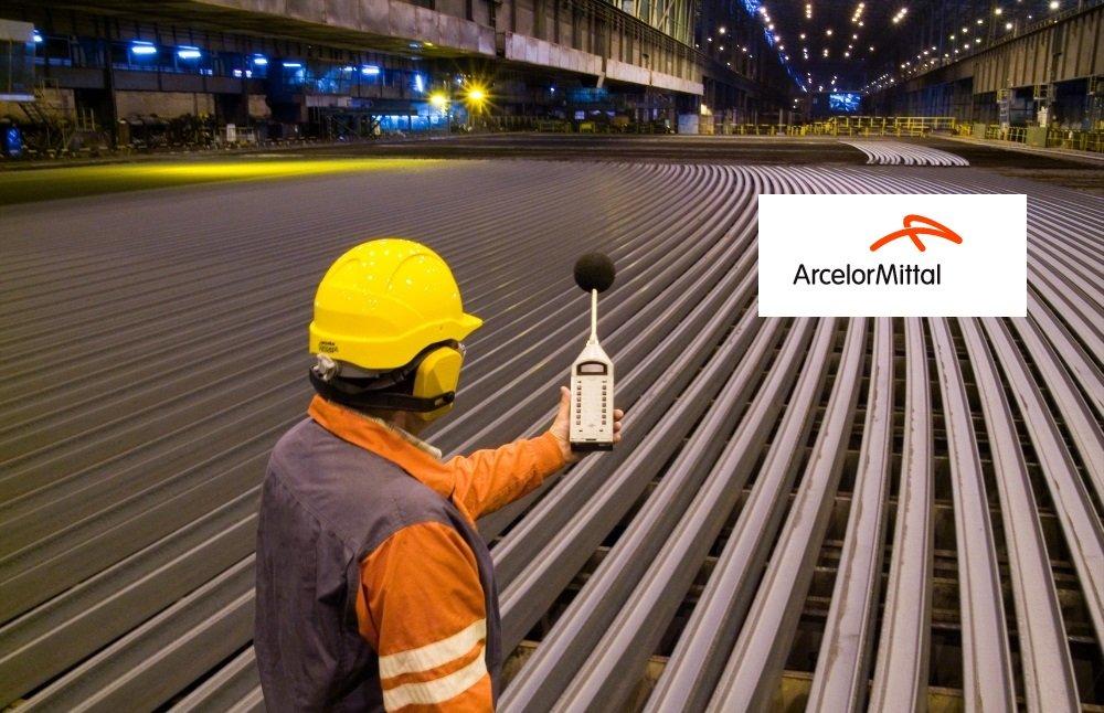 La planta de ArcelorMittal en Gijón