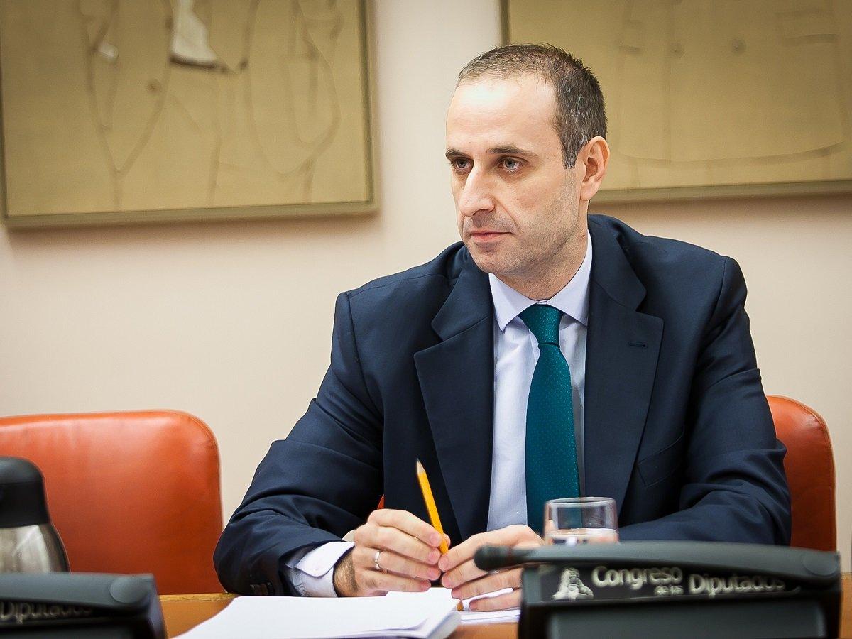 Jaime Ponce, presidente de la comisión rectora del FROB