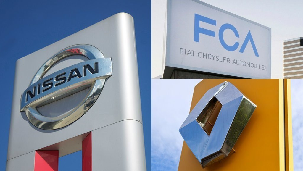 Nissan no pone trabas, por ahora, a que Fiat Chrysler y Renault creen el tercer mayor fabricante automovilístico del mundo