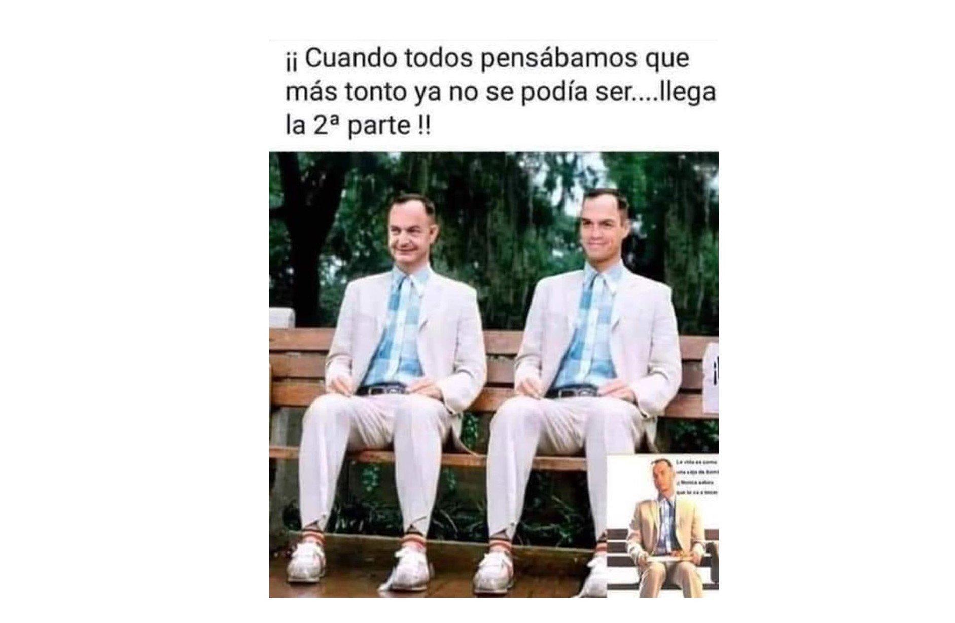Pedro Sánchez empieza a parecerse a Zapatero