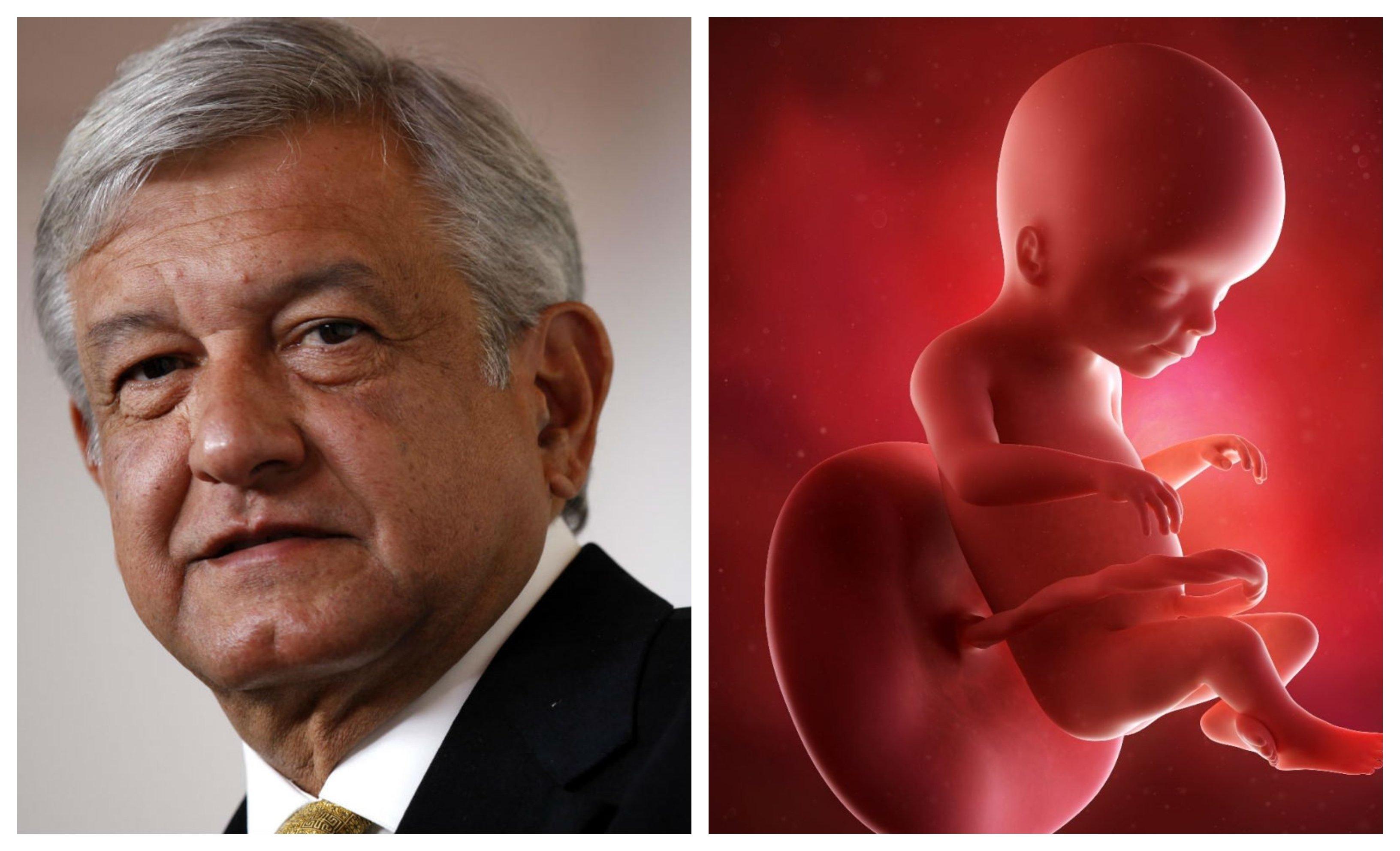 México se desangra con la violencia pero para López Obrador la prioridad es legalizar el aborto en todo el país