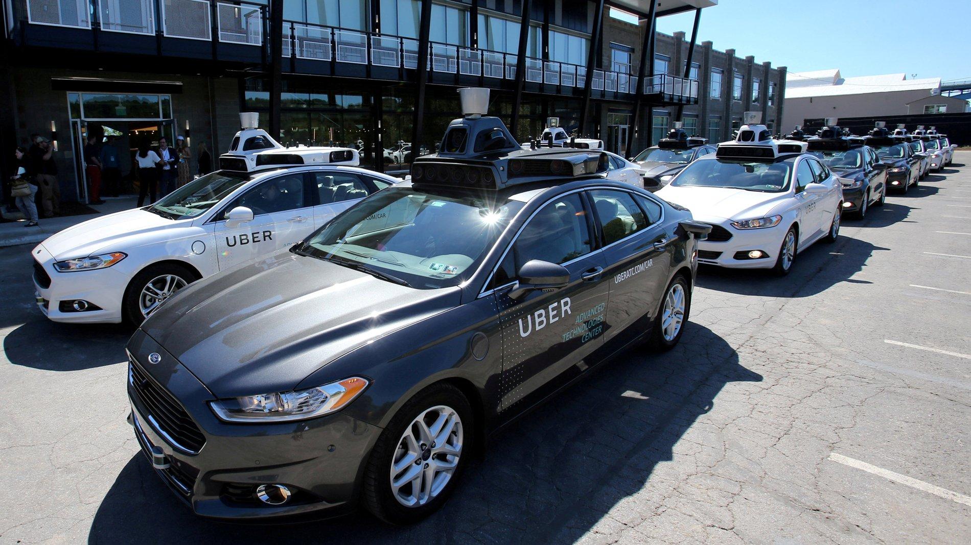 Uber perdió 2.936 millones de dólares durante el primer trimestre del año, un 190% más, pero irradia optimismo