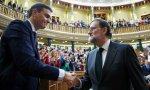 Hoy se cumple un año del triunfo de la moción de censura planteada por Pedro Sánchez contra el Gobierno de Mariano Rajoy