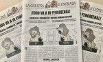 La Gallina Ilustrada, en los mejores quioscos y puntos de venta de toda España