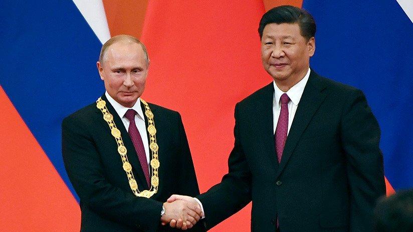 Vladimir Putin y Xi Jinping inauguran un gran gasoducto entre Rusia y China