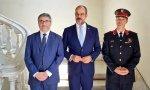 Miquel Buch presenta a Eduard Sallent como nuevo jefe de Mossos