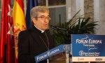 El portavoz y secretario general de la Conferencia Episcopal Española (CEE), Luis Argüello. España ha dejado de ser católica