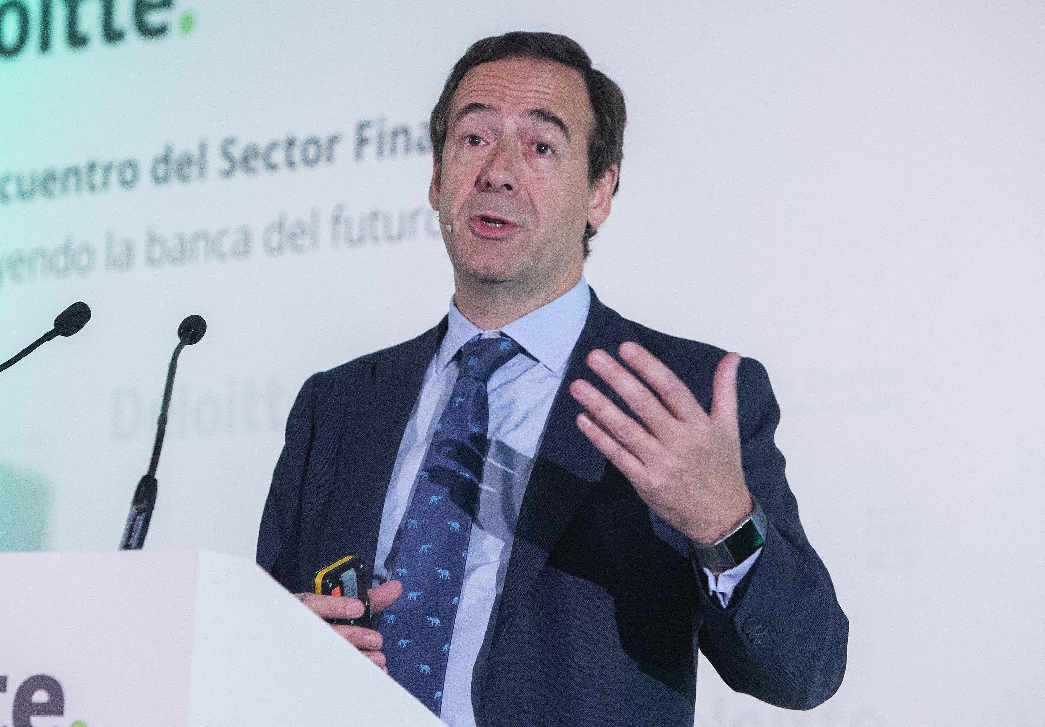 Gonzalo Gortázar no cree que los tipos de interés suban hasta dentro de dos o tres años