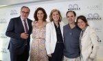 Demetrio Carceller, Samantha Vallejo-Nájera, María Carceller, Íñigo Colmenares y Almudena Martorell