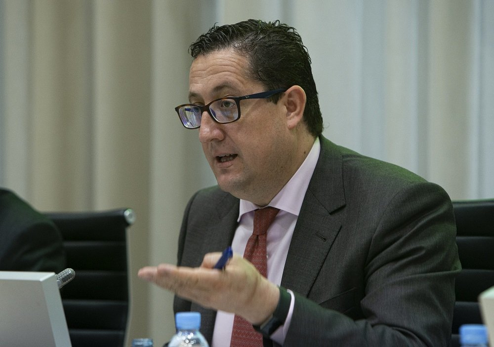 El director general de Economía y Estadística del Banco de España, Óscar Arce