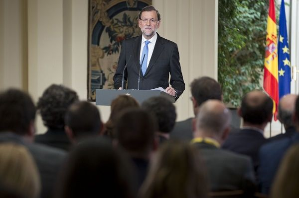 "Rajoy: ""Yo soy católico pero no le diré a ningún católico que me vote por ser católico"""