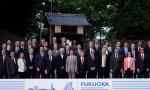 Encuentro de ministros de finanzas y gobernadores de bancos centrales del G20 previo a la cumbre del 28 y 29 de junio