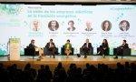 Representantes de EDP, Iberdrola, Viesgo, Naturgy y Endesa en el I Congreso Aelec