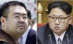 Kim Jong Nam y su hermano