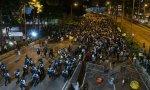 Manifestación en Hong Kong contra proyecto de ley de extradiciones a China