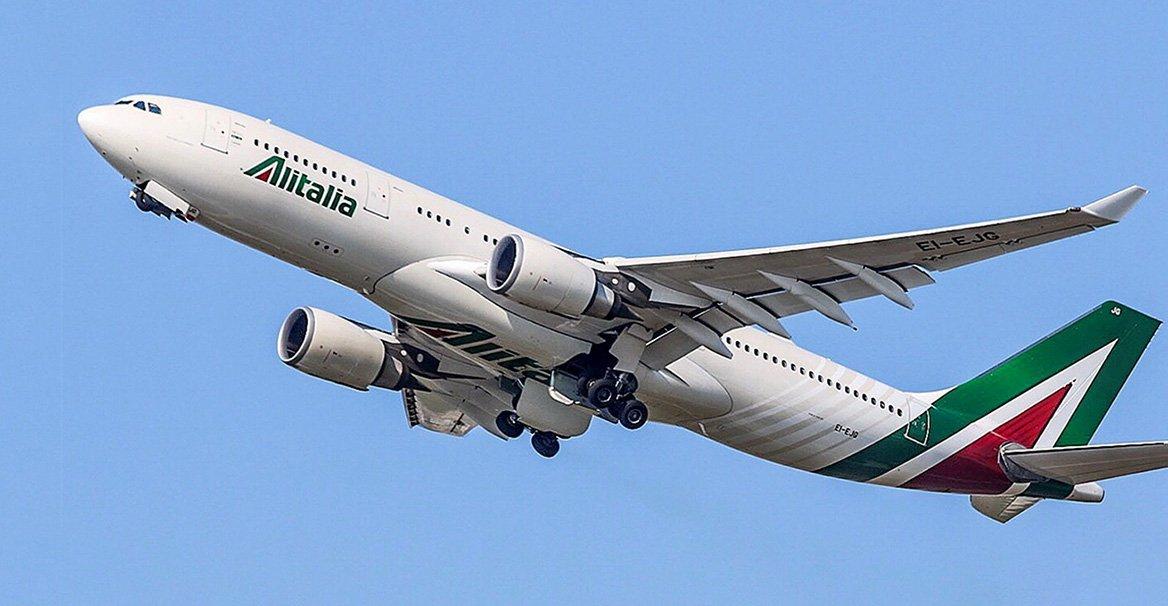 Alitalia lleva años en quiebra y ahora va a ser nacionalizada por el Gobierno italiano