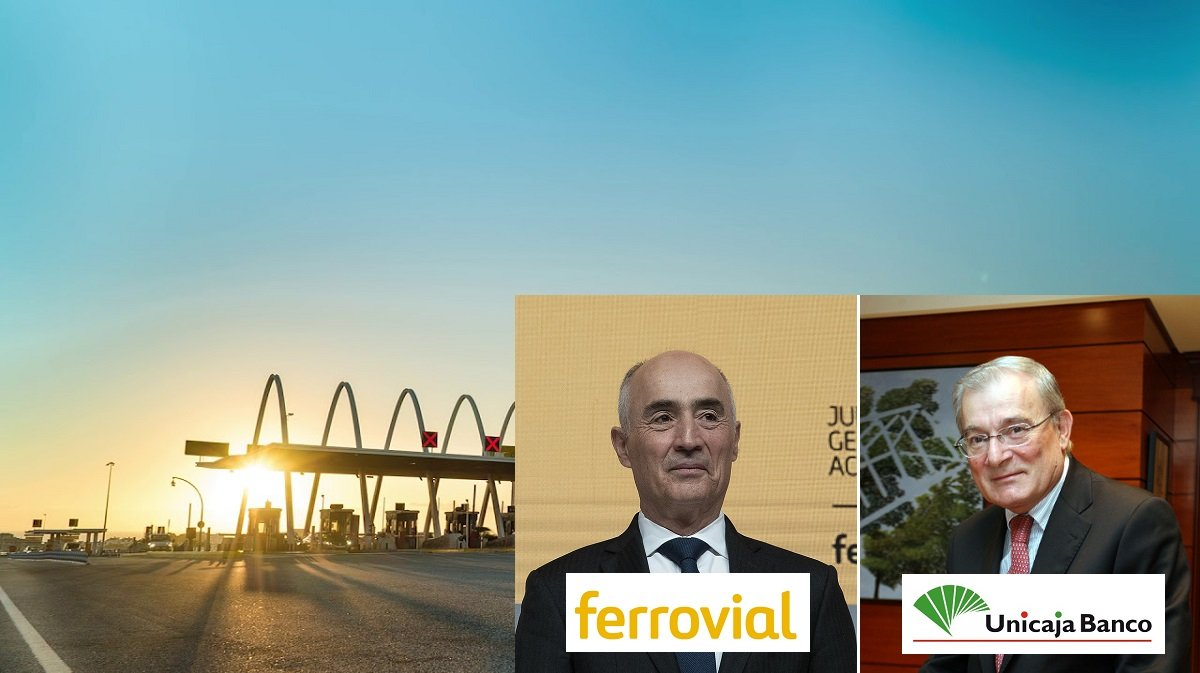 Rafael del Pino y Manuel Azuaga, presidentes de Ferrovial y Unicaja, se han desprendido de la mayor parte y de la totalidad de su participación en Ausol