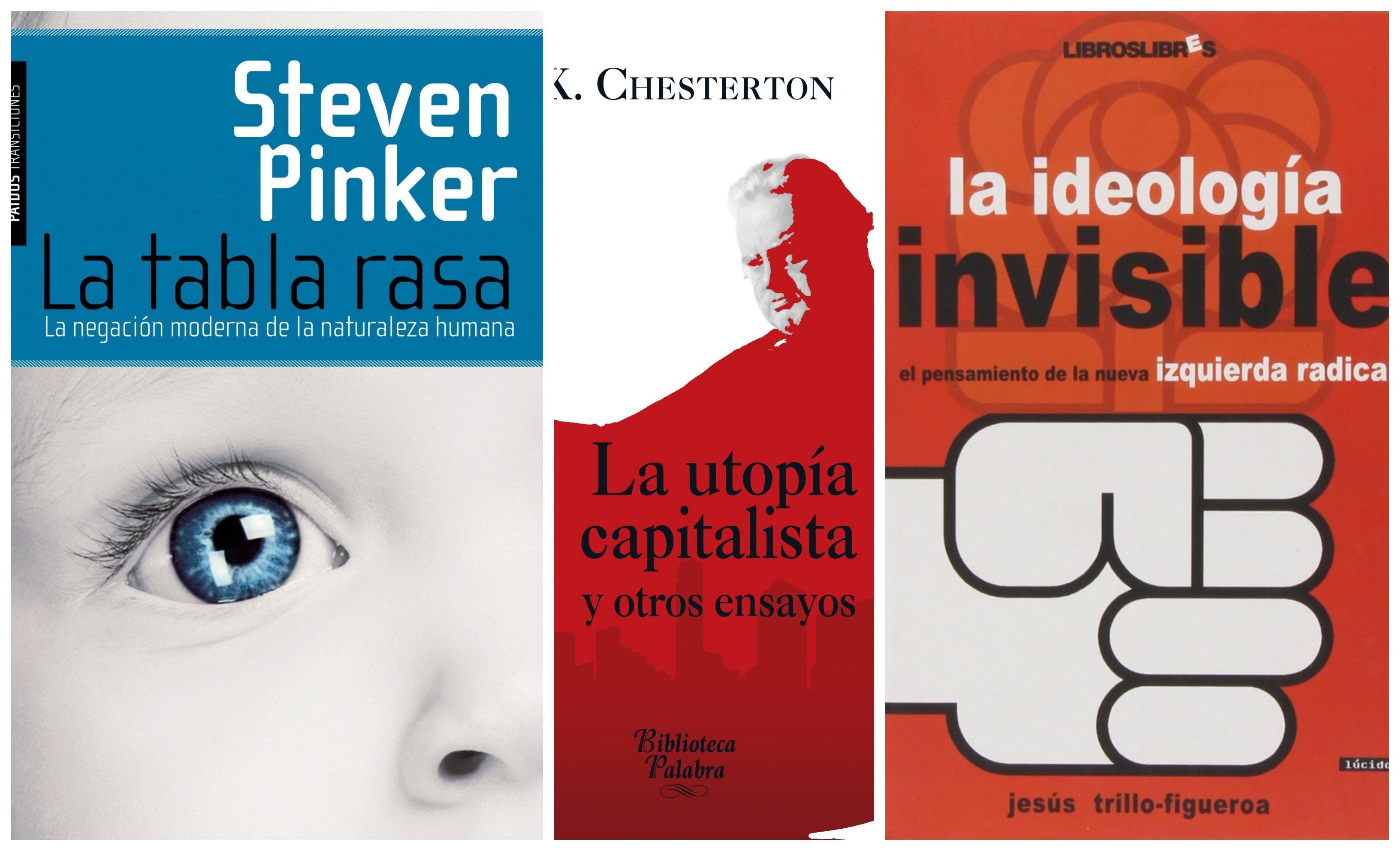 Libros recomendados de la semana