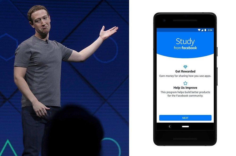 Zuckerberg parece dispuesto a no dejar de sorprendernos, pero, si la cosa sale mal, pedirá disculpas. Es un tipo muy humilde.