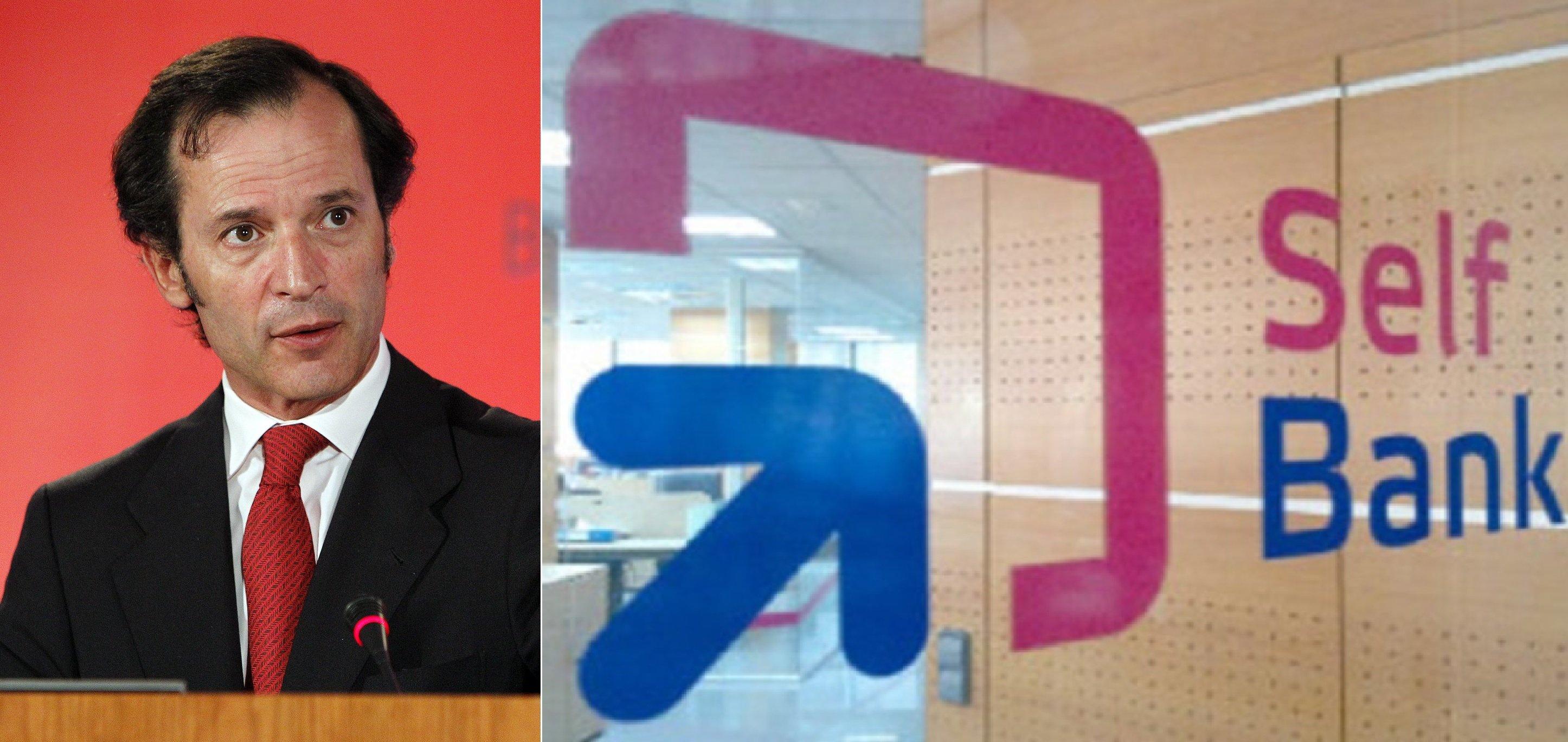 Javier Marín, CEO de Self Bank, marca el camino a los 'chiringuitos' financieros