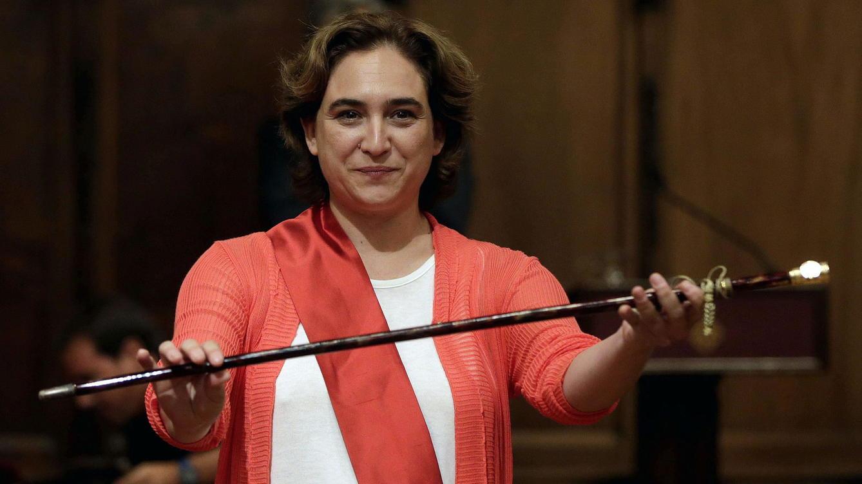 Ahora, Ada Colau pide ayuda a la Administración autonómica para atajar la inseguridad en Barcelona