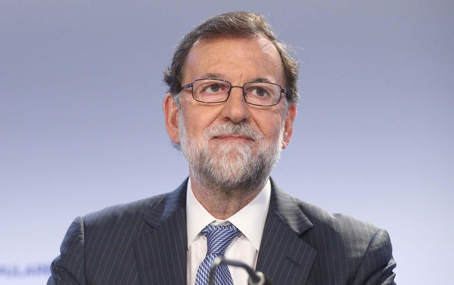 Rajoy autista. El presidente no toma decisiones