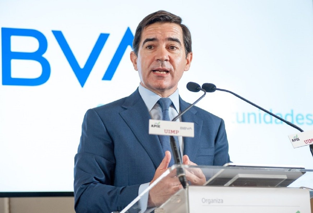 Carlos Torres, pendiente del levantamiento del secreto de sumario del caso Villarejo-BBVA