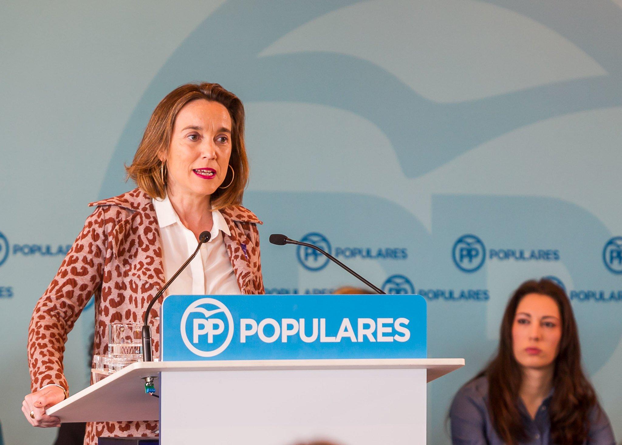 Cuca Gamarra ha admitido este martes que en el acuerdo con Vox para el Ayuntamiento de Madrid figuran concejalías
