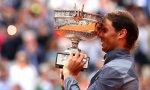 Nadal, ganador del Roland Garros de 2019