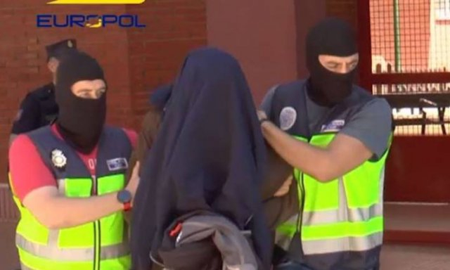 Los yihadistas detenidos en Guipúzcoa y Lugo cometieron p