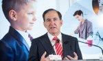 Antonio Huertas cree que la pensión pública será insuficiente en el futuro