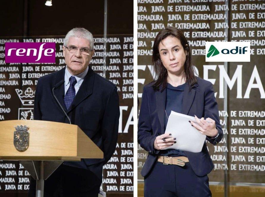 El presidente de Renfe, Isaías Táboas, a la espera de la decisión de Adif, gestor ferroviario que preside Isabel Pardo de Vera