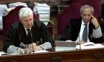 Parte de los fiscales del juicio del 'Procés'
