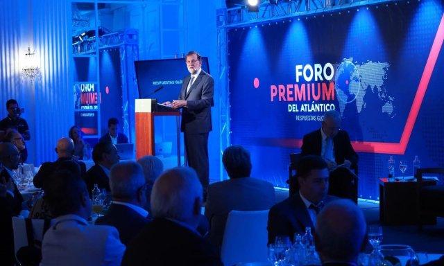 Rajoy propone un gobierno de coalici n psoe ciudadanos y for Acuerdo de gobierno psoe ciudadanos